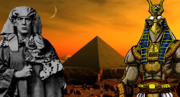 Aleister Crowley: The Prophet of the New Aeon of Horus