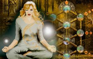 Madonna and the Jewish Kabblah