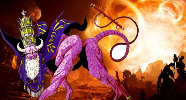 Deities of the New Aeon #3: Mega-Therion