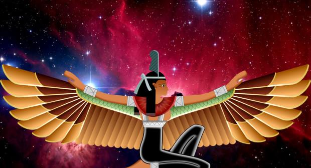 Deities of the New Aeon #5: Maat