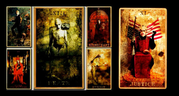 Marilyn Manson & the Occult #2: The Use of the Tarot
