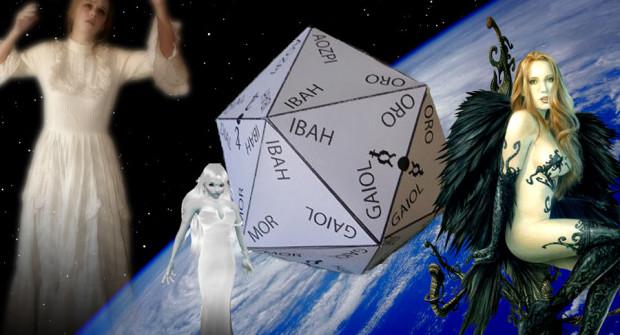 The Enochian Shield