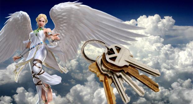 The 48 Enochian Keys