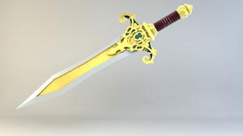 golden-blade