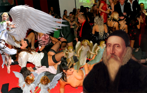 John Dee, Occultism & Wife Swapping Oriented Angels