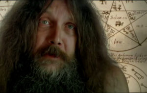 Alan Moore Talking about Magick & the Occult