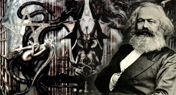 Was Karl Marx a Satanist?