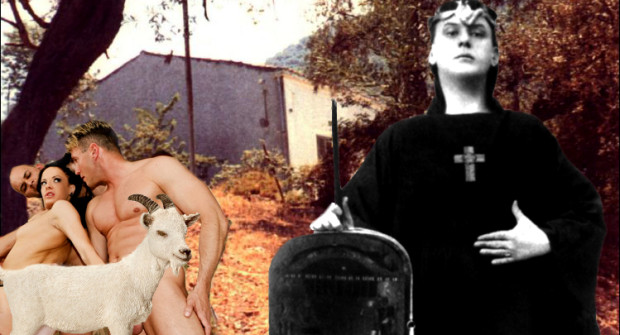 Aleister Crowley's Utopia: The Abbey of Thelema