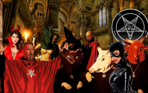 Anton Lavey's Church of Satan. What about it?