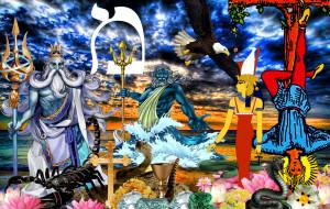 The Thirteenth Path of the Tree of Life: Mem
