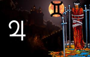 Eight of Sword
